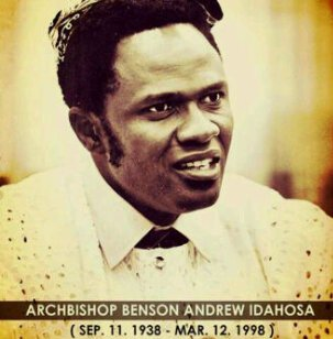 DOWNLOAD Archbishop Benson  Idahosa: Kingdom Of The Spirit