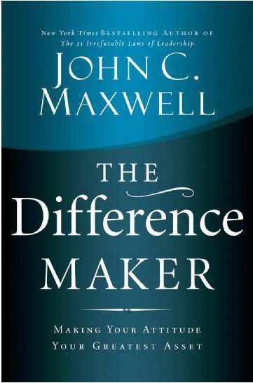 The Difference Maker Pdf